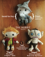 Hobbit Trifecta, a photoinfographic