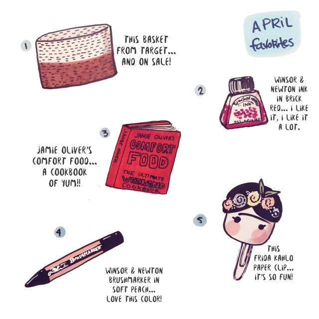 AprilFavs