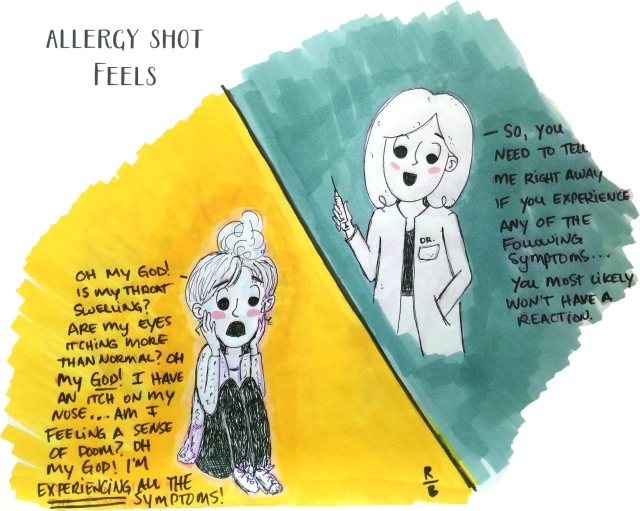 allergyshorfeels