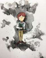 inktober Neville