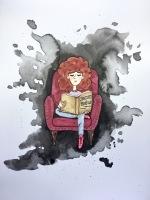 Inktober Hermione